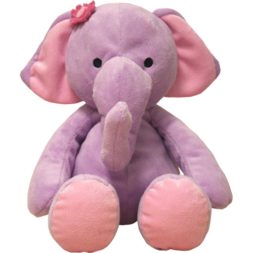 Lambs & Ivy Bedtime Originals Lil' Friends Plush Elephant