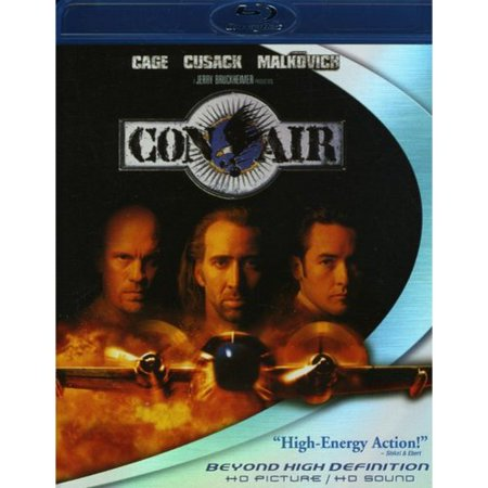 Con Air  Blu Ray   Widescreen