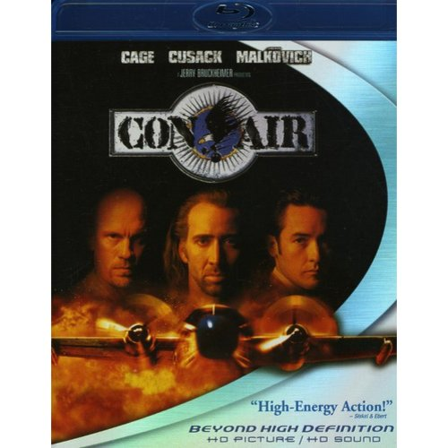 Con Air (Blu-ray) (Widescreen)