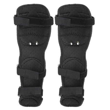 Elbow Knee Shin Guard Pads 4Pcs Kit Breathable Adjustable Knee Cap Pads Protector Elbow Armor for Motorcycle Motocross Racing - image 7 of 7