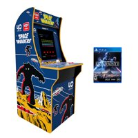 Space Invaders Arcade Machine + Star Wars Battlefront Bundle, Arcade1UP/Electronic Arts, PlayStation 4, 696055227556