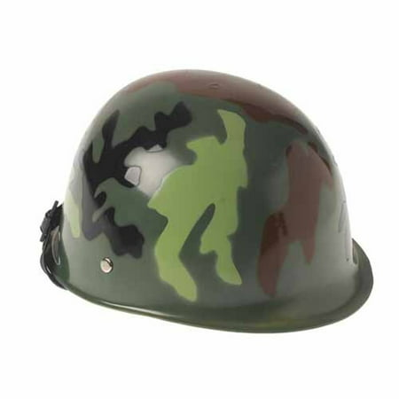 Camo Helmet Army Camouflage War Child Military Costume Accessory Kids Hat - Army Costume Accessories