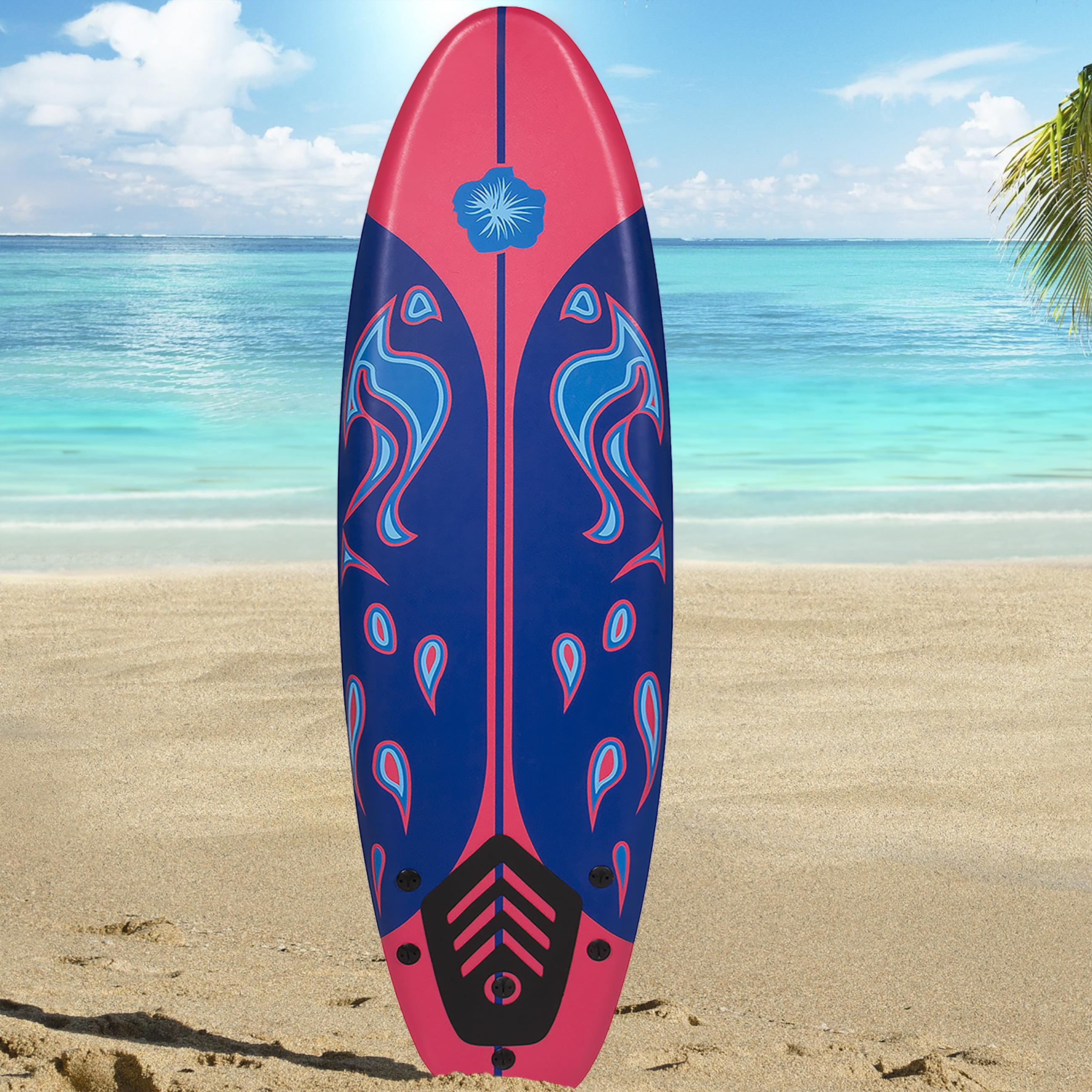 Surfboard 6' Foamie Board Surfboards Surfing Surf Beach Ocean Body Boarding New by