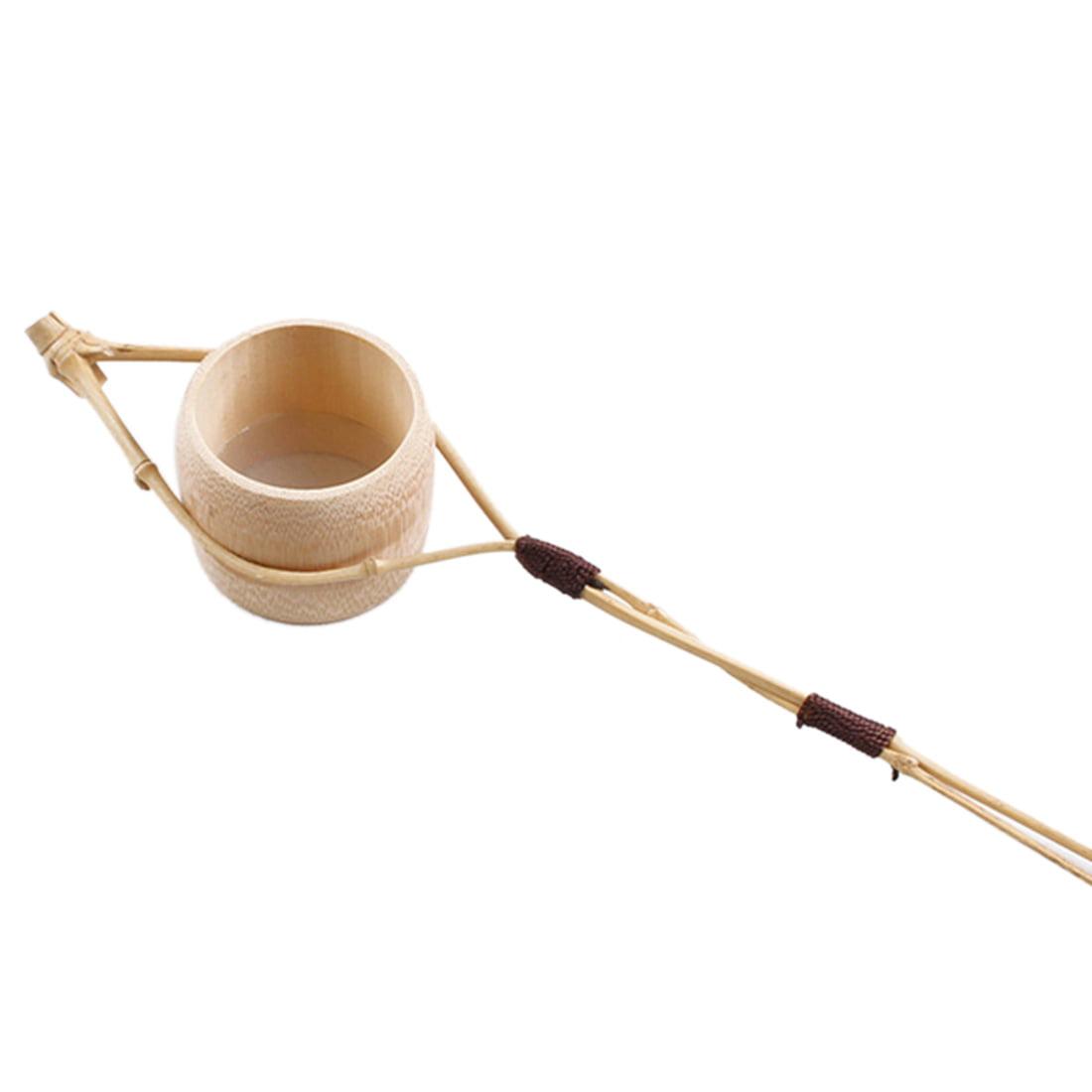 Tea Filter Vintage Bamboo Colander Infuser Tea Accessory Strainer for Home