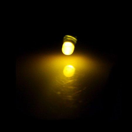 Diode Émission Émettant 3mm Lumière Led Rond Vert Lampe 30pcs Top OTiPkXZu