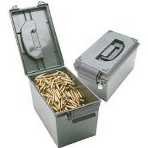MTM AC11 Ammo Can, Green