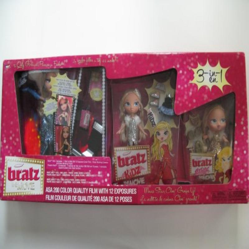 Bratz the Movie Movie Star Cloe Grows Up 3-in-1 Set by