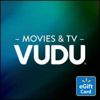 VUDU Movies & TV eGift Card