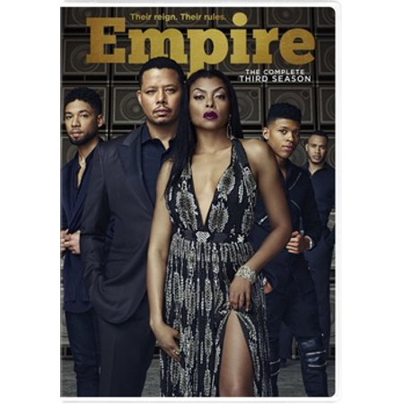 Empire: The Complete Third Season (DVD)