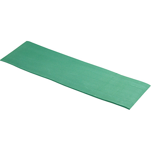 """Wenzel 71"""" x 24"""" Convoluted Camp Pad, Green"""