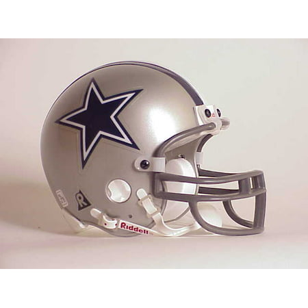 Riddell NFL Dallas Cowboys Mini Replica Helmet for $<!---->