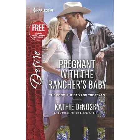 Pregnant with the Rancher's Baby - eBook
