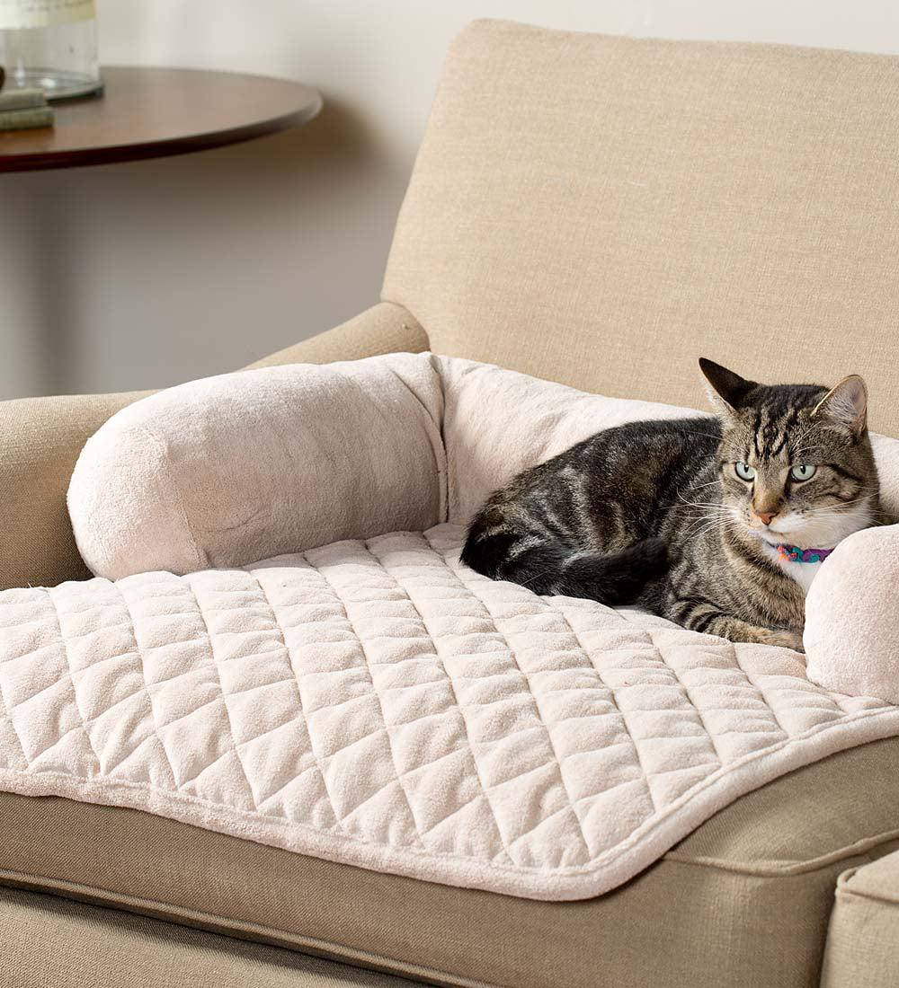 Sofa Bolster Pillow Furniture Cover For Pets Walmart Com
