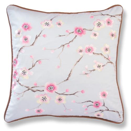 North Home Serena Cotton Throw Pillow