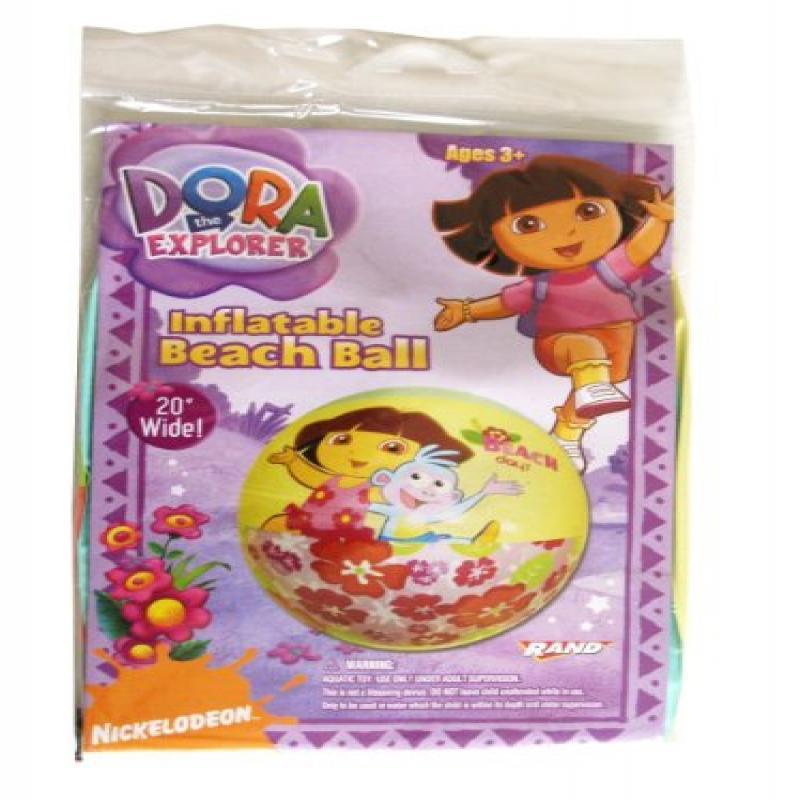 Dora the Explorer Inflatable Beach Ball by