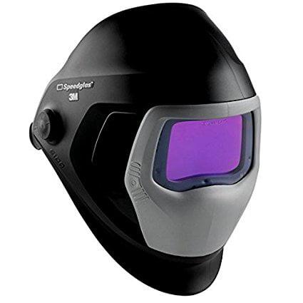 3M Speedglas Welding Helmet 9100, 06-0100-30iSW, with Auto-Darkening Filter 9100XXi