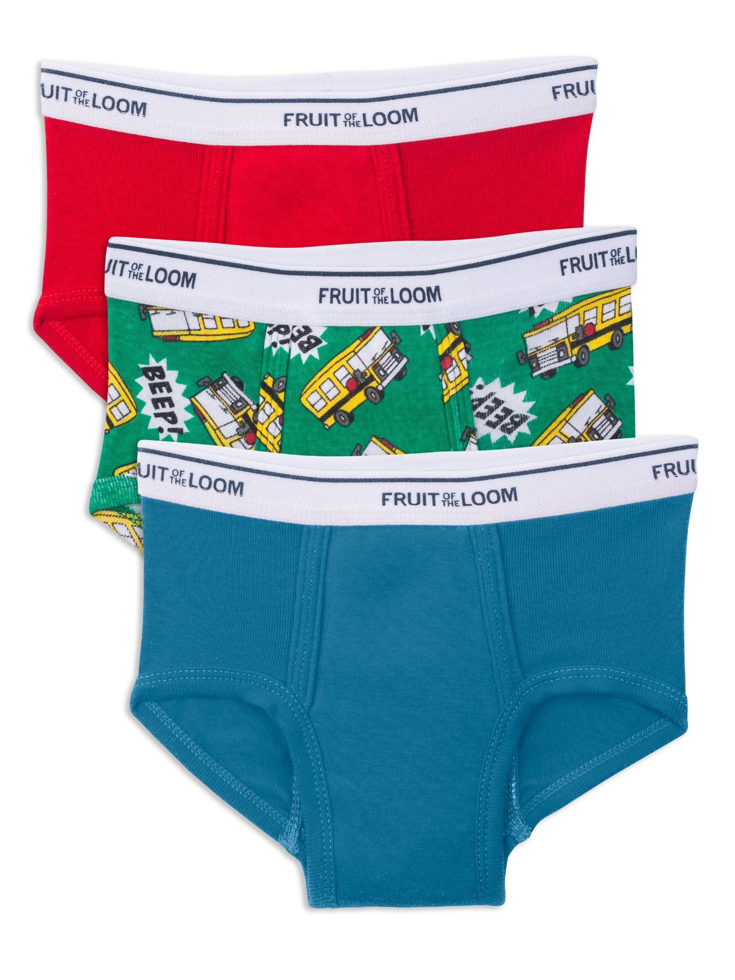 Potty Training Pants, 3 Pack (Toddler Boy)
