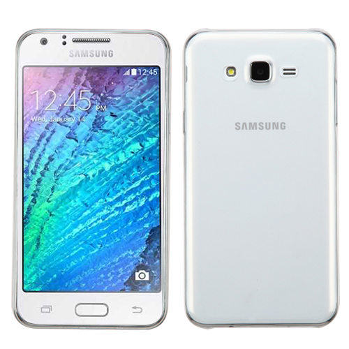 For Samsung Galaxy J7 Glossy Protective Slim Candy Skin Armor Cover Case