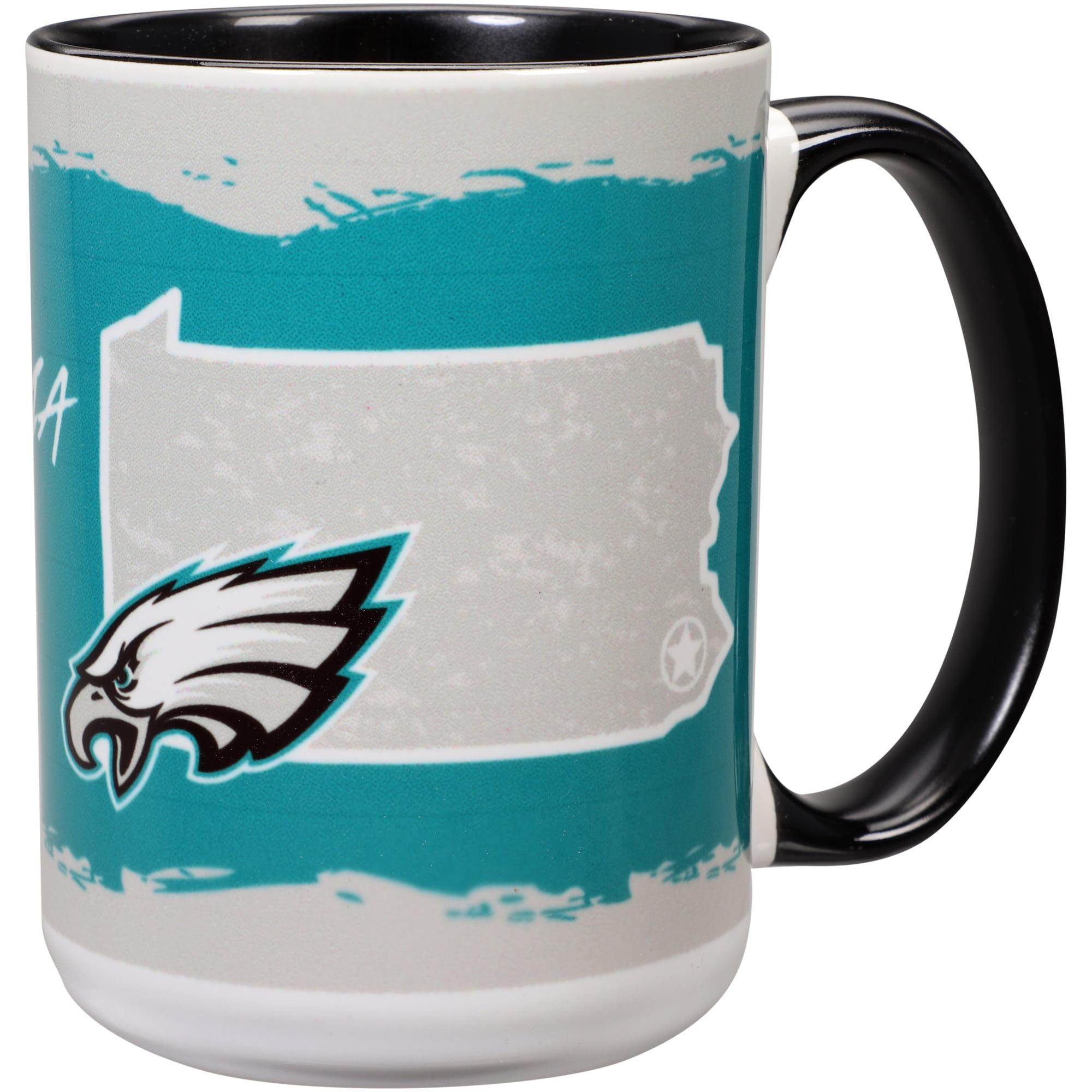 Philadelphia Eagles 15oz. It's Your State Of Mind Mug - No Size