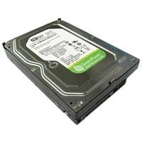"Western Digital AV-GP WD10EURX 1TB IntelliPower 64MB Cache SATA 6.0Gb/s 3.5"" Internal Hard Drive OEM- w/1 Year Warranty"