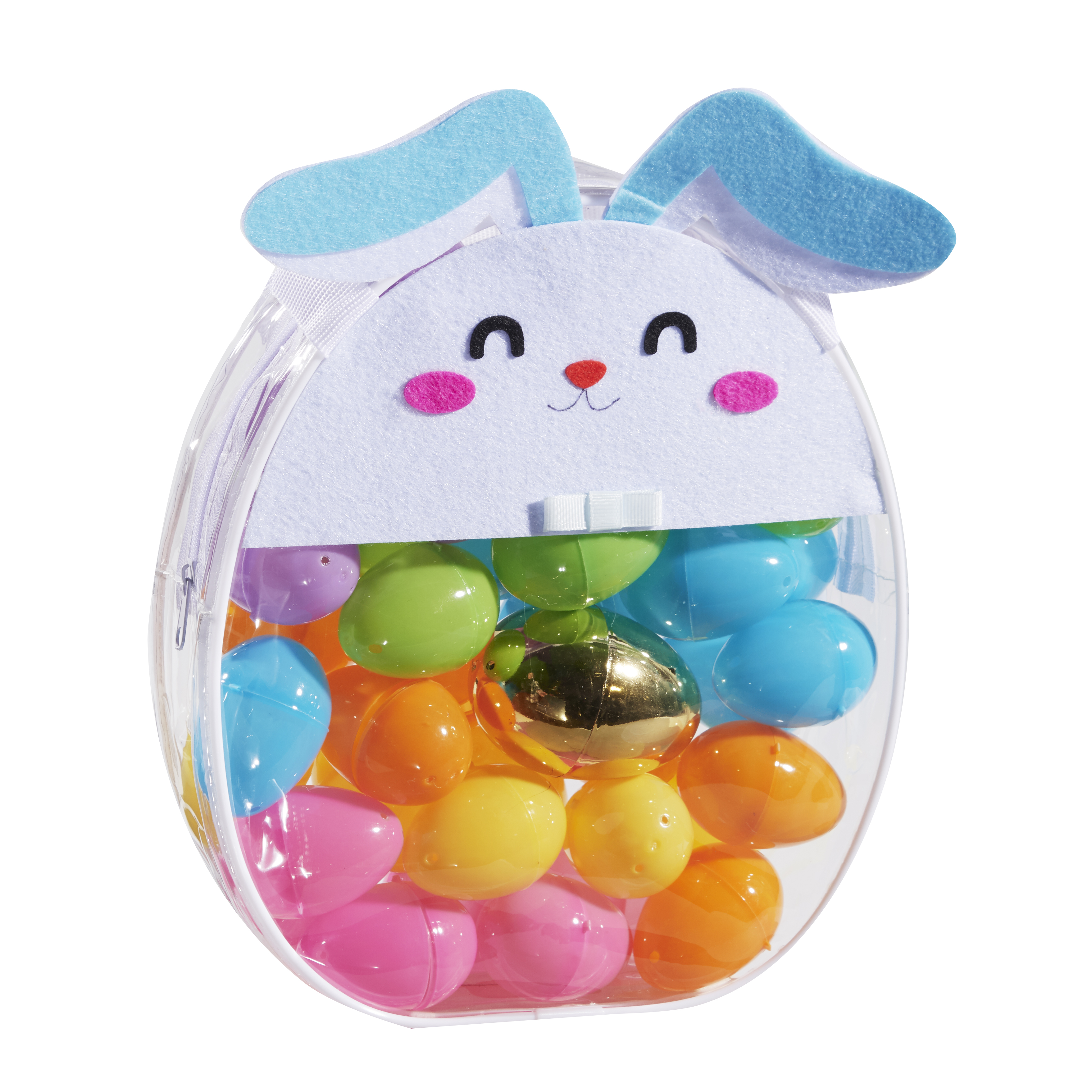 Way To Celebrate Easter Egg Value Bag, 40 Count
