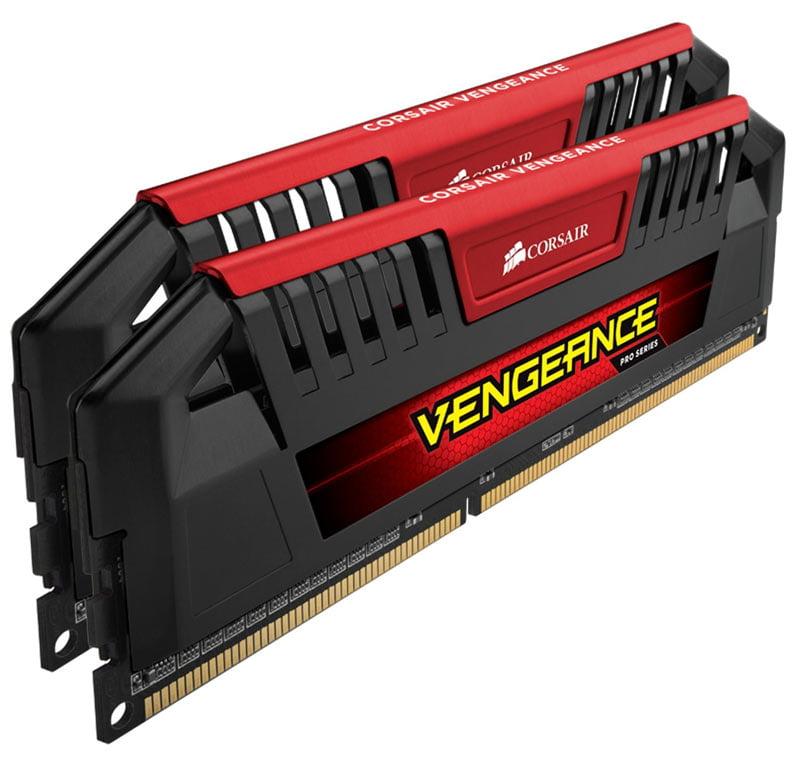 CORSAIR CMY16GX3M2A1600C9R Vengeance Pro 16GB (2x8GB) 240-Pin DDR3-1600 Memory