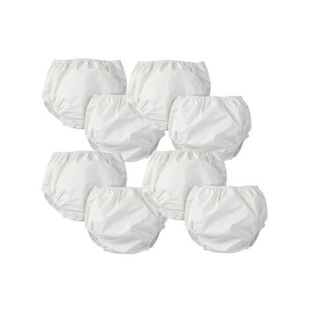 Girls Disco Pants (Waterproof Pants, 8-pack (Toddler Boys or Toddler Girls)