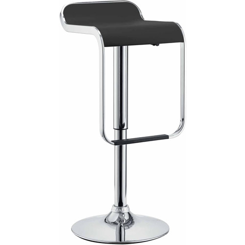 Modway LEM Vinyl Barstool, Multiple Colors