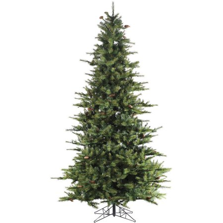 Fraser Hill Farm Unlit 7.5' Southern Peace Pine Artificial Christmas Tree