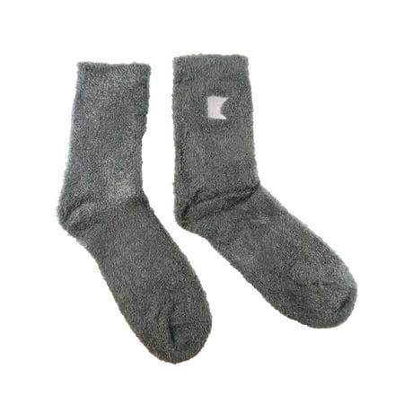 Woolrich Women Aloe Single Layer Solid Original Crew Socks