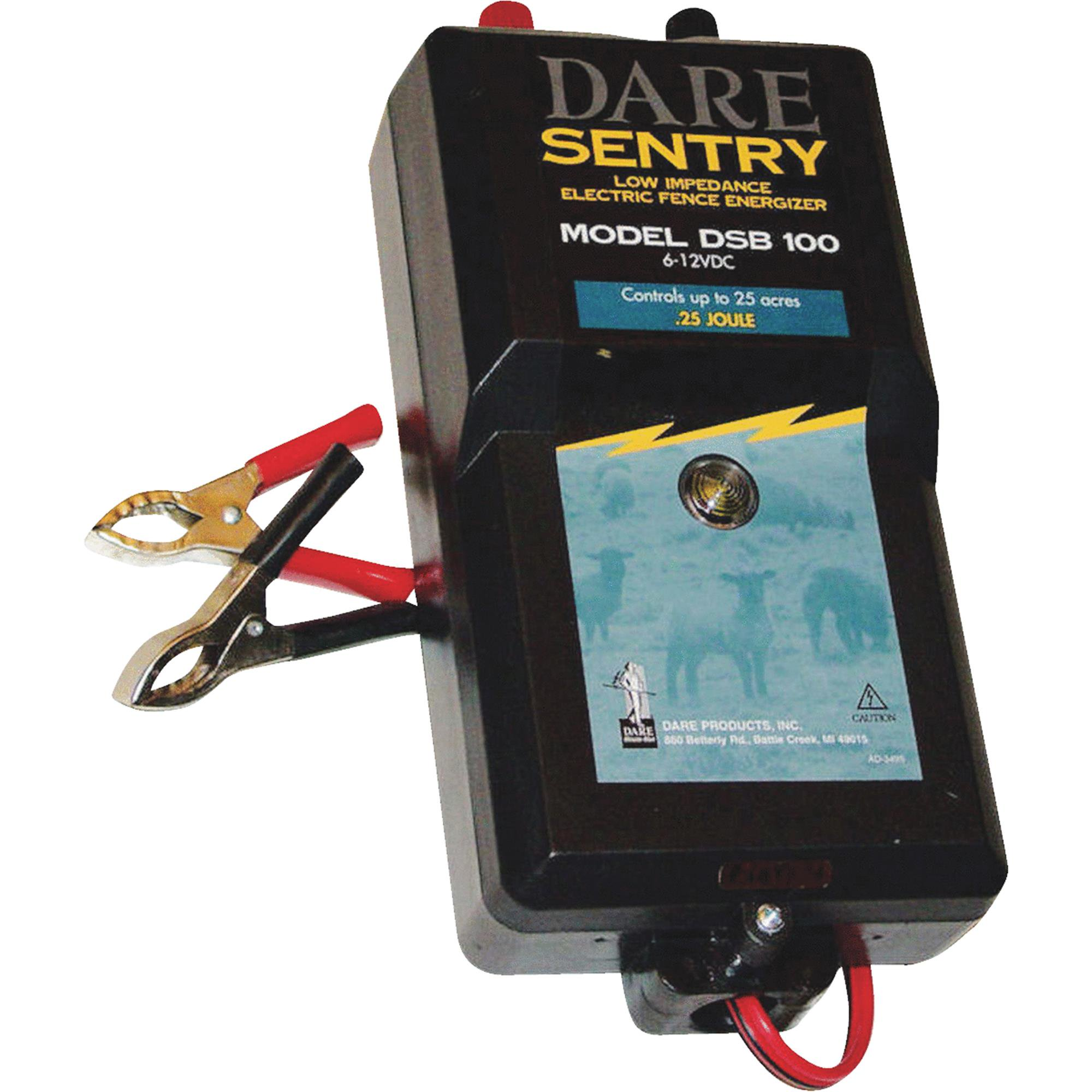 Dare Sentry Electric Fence Charger