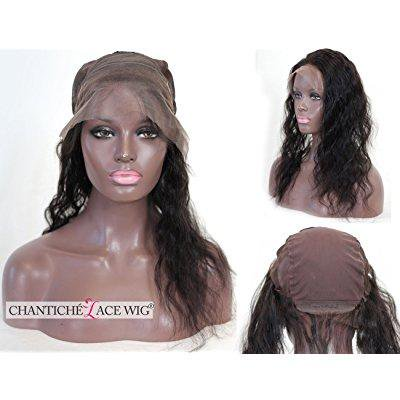 Chantiche 360 Lace Band Frontals- Body Wave Brazilian Virgin Human Hair  Lace Frontal Closure for 32438e621d