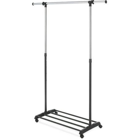 Whip Rack - Whitmor, Inc Deluxe Adjustable Garment Rack