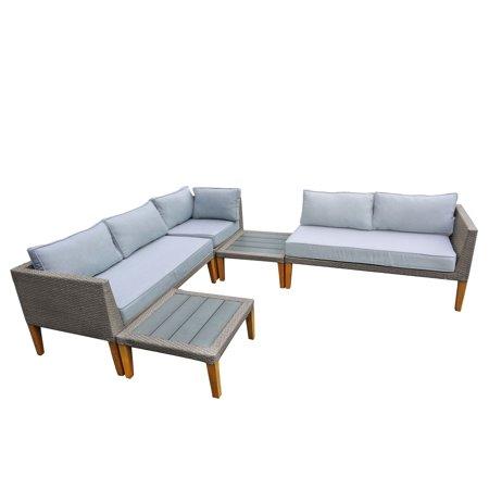 Incadozo Sectional Light Cushions