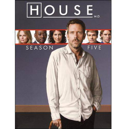 House - House: Season Five [5 Discs] [DVD]