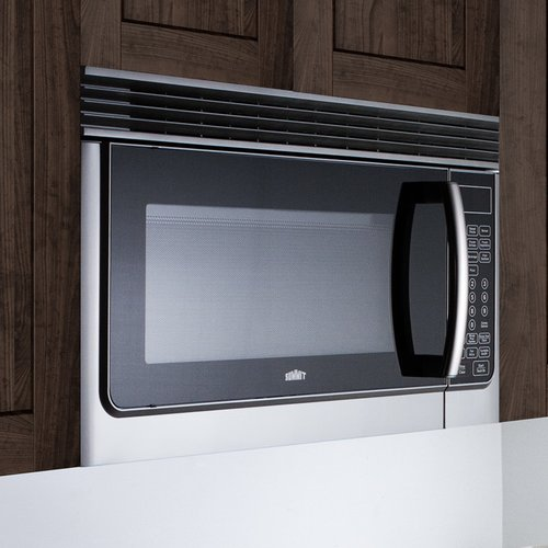 Summit Summit 30-inch 1.6 cu.ft.Over-the-Range Microwave