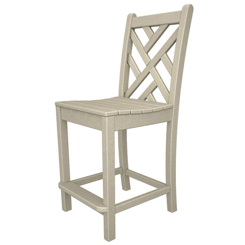 POLYWOOD Chippendale 24'' Bar Stool