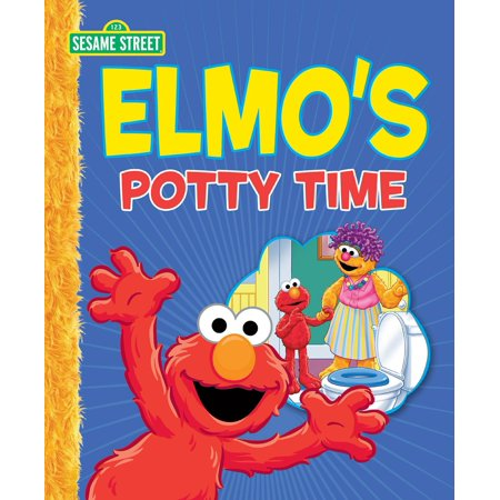 Potty Time Elmo - Elmo's Potty Time (Sesame Street Series) - eBook
