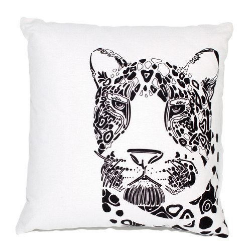 EJH Brand Wildlife Leopard Limited Edition Pillow Cover