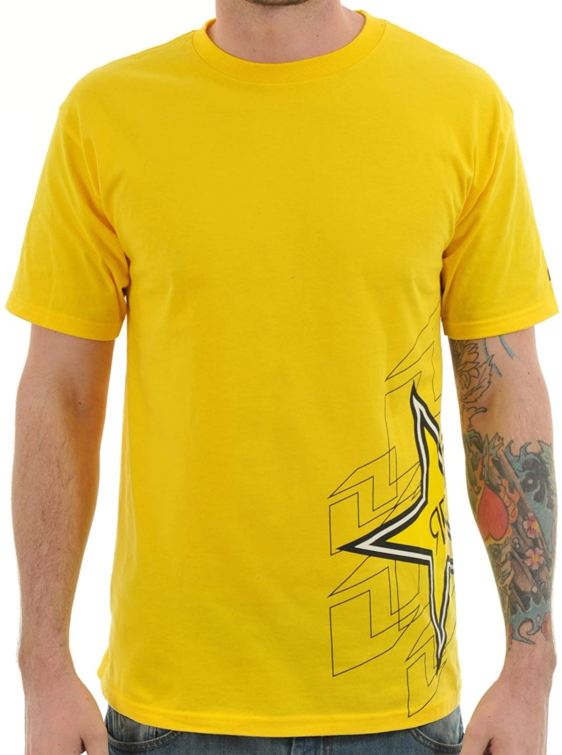 ONE INDUSTRIES OFFICIAL ROCKSTAR ENERGY YOUTH BOYS KIDS GRAVITY T SHIRT TEE NEW