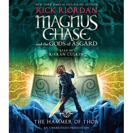 Magnus Chase and the Gods of Asgard, Book Two: The Hammer of Thor](Thor Facts)