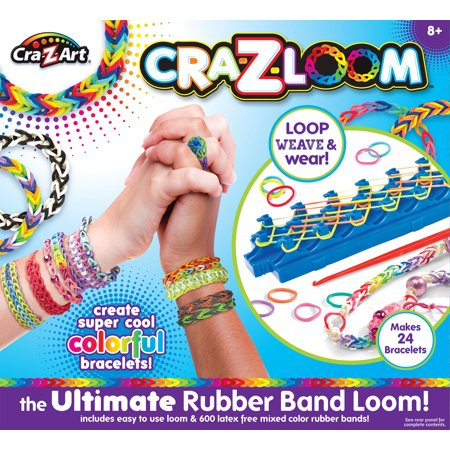 Naked Rubber Band - Cra-Z-Loom Ultimate Rubber Band Loom