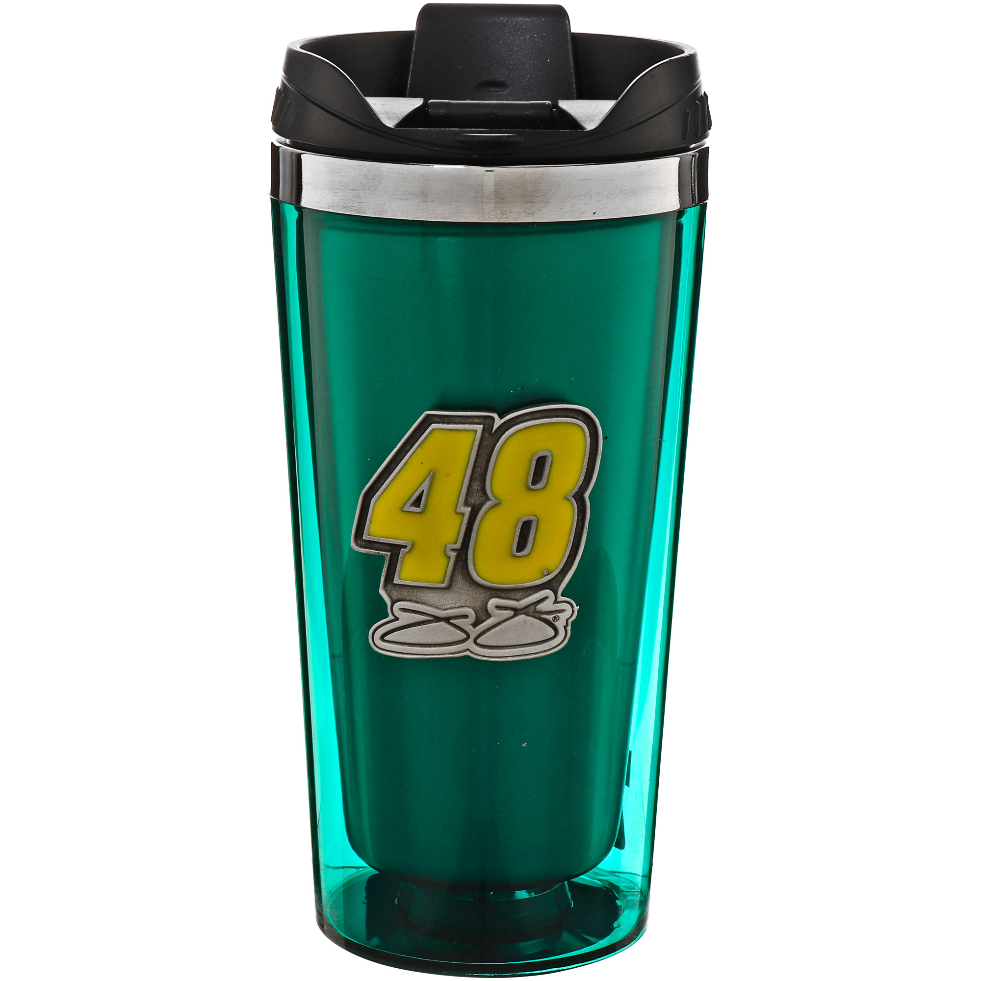 Jimmie Johnson 16oz. Acrylic Mug - Green - No Size