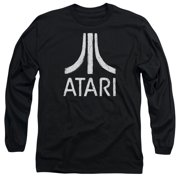 Atari - Rough Logo - Long Sleeve Shirt - X-Large