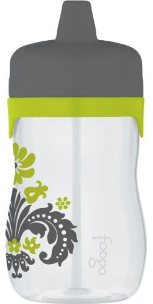 THERMOS FOOGO 11-Ounce Hard Spout Sippy Cup, Tripoli Pattern by Thermos
