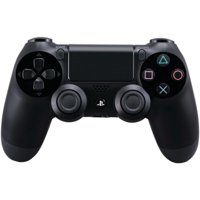 Official Sony PS4 Playstation 4 DualShock 4 Wireless Controller Black - Refurbished