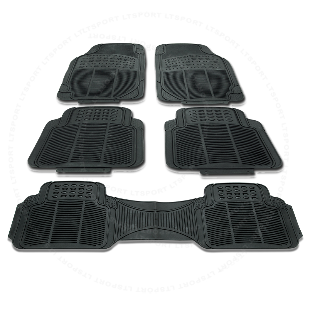 LT Sport All-Seasoner 3.0 WaterProof Rubber Mats HeavyDuty 5pc For 93-12 quest/silhouette