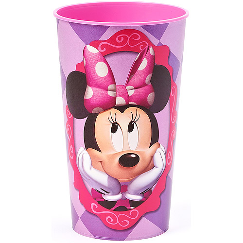 Minnie Mouse Bow-Tique 44 oz. Plastic Party Cup, Party Supplies