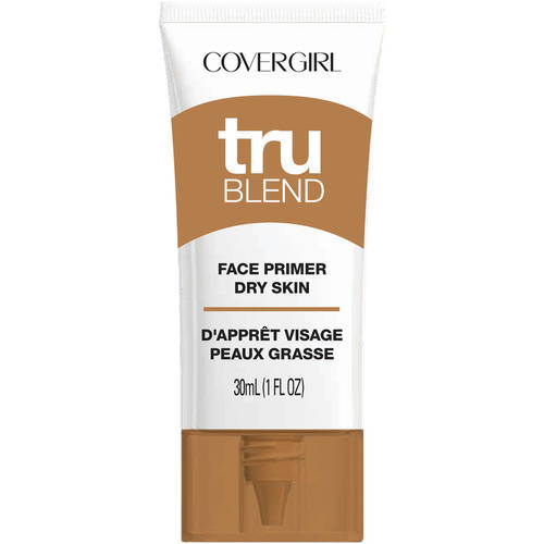 COVERGIRL TruBlend Primer for Dry Skin, 1 Fl Oz