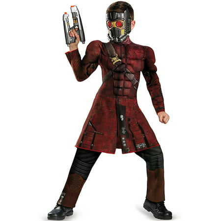 Star Lord Muscle Child Halloween Costume (Lorde Halloween)